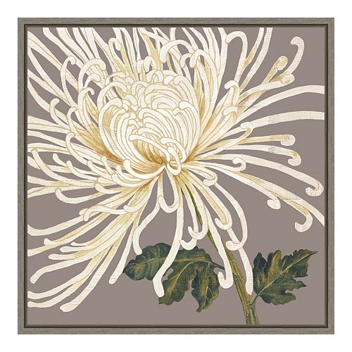 Amanti Art Framed Canvas Grande and Glorious
