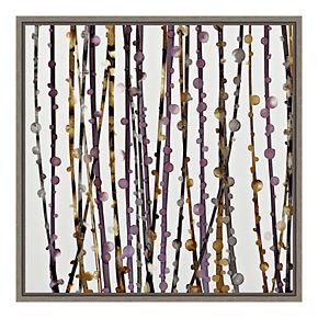 Amanti Art Framed Canvas Directions II