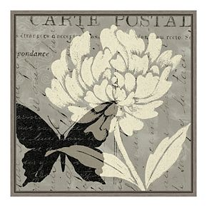 Amanti Art Framed Canvas Natural Prints I