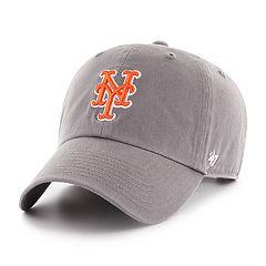 56d79606ffc Men s  47 Brand New York Mets Clean-Up Baseball Cap