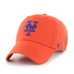 best website 889a7 beab2 Men s  47 Brand New York Mets Clean-Up Baseball Cap