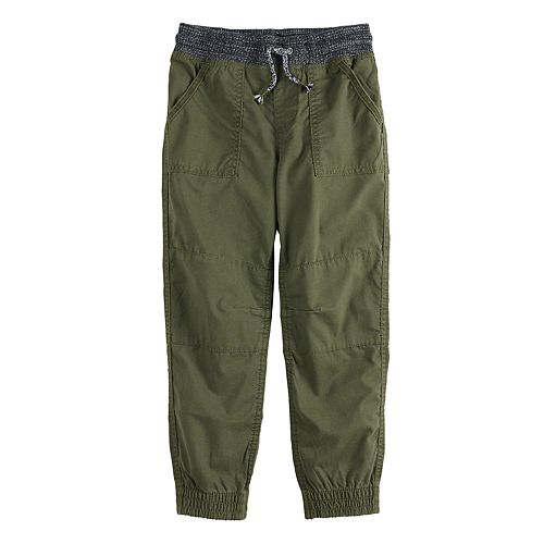Boys 4-12 SONOMA Goods for Life™ Pork Chop Pocket Joggers