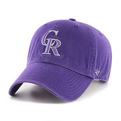 new product 6c804 bf05d Men s  47 Brand Colorado Rockies Clean-Up Baseball Cap