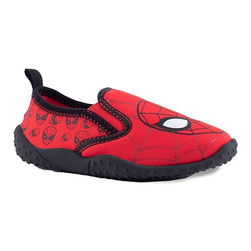 Marvel Spider Man Toddler Boys' Water Shoes