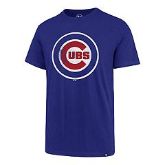Men's '47 Brand Chicago Cubs Imprint Super Rival Tee