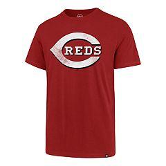 Men's '47 Brand Cincinnati Reds Imprint Super Rival Tee