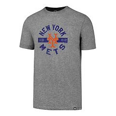 Men s  47 Brand New York Mets Rival Round About Tee 910384030