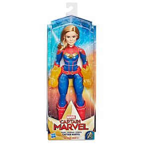 Hasbro Marvel Captain Marvel: Cosmic Captain Marvel Super Hero Doll