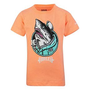 Boys 4-7 Hurley Shark Graphic Tee