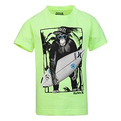 Boys 4-7 Hurley Surfing Monkey Biz Graphic Tee