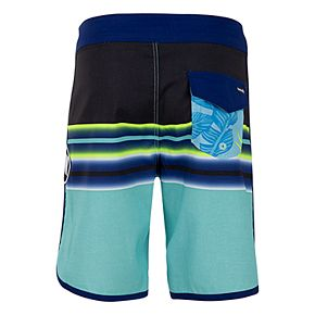 Boys 4-7 Hurley Zen Striped Boardshorts