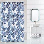 Hookless Alessandra Shower Curtain & Liner