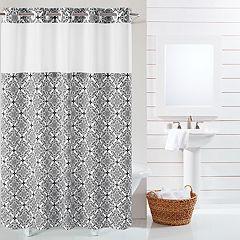 Hookless Vervain Shower Curtain & Liner