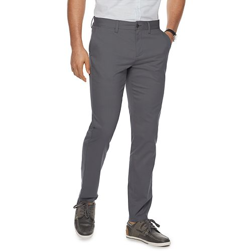 Men's Apt. 9® Slim-Fit Textured Pants