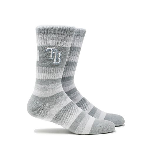 Tampa Bay Rays Steps Crew Socks