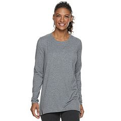 Women's Tek Gear® Back Pleat Top
