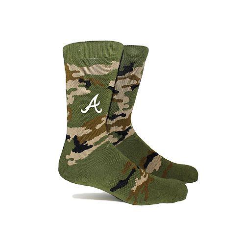 Atlanta Braves Decoy Socks