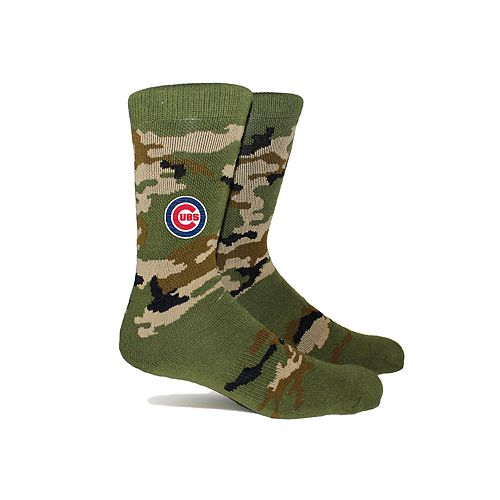 Chicago Cubs Decoy Socks