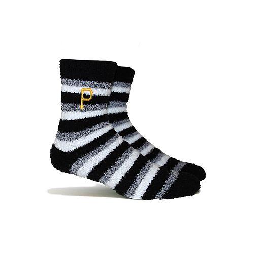 Pittsburgh Pirates Fuzzy Socks