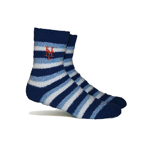 New York Mets Fuzzy Socks