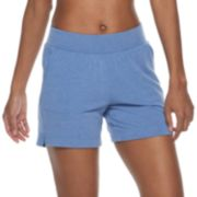 Women's Tek Gear® French Terry Midrise Shorts