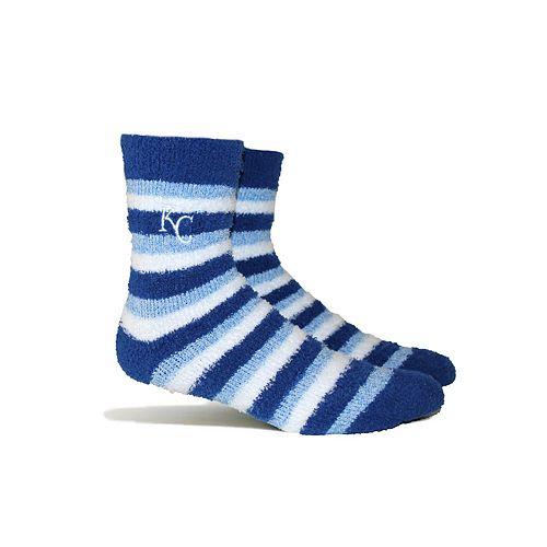 Kansas City Royals Fuzzy Socks