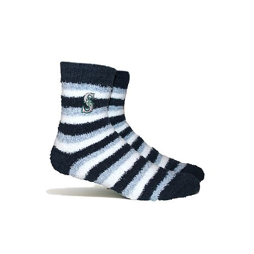 Seattle Mariners Fuzzy Socks