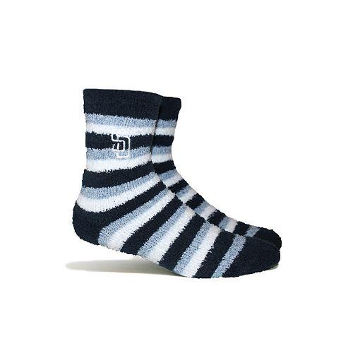 San Diego Padres Fuzzy Socks