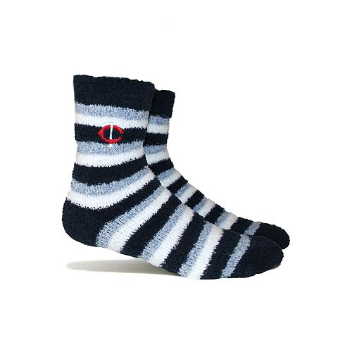 Minnesota Twins Fuzzy Socks