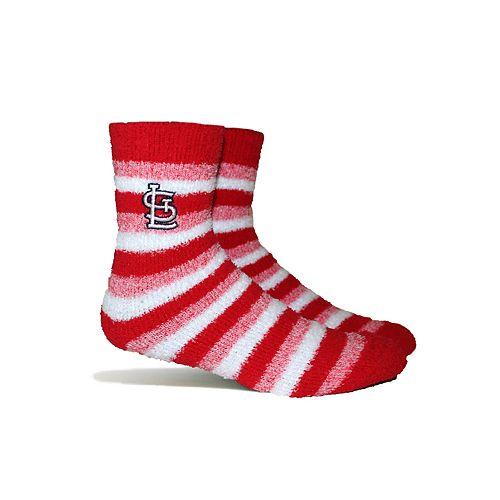 St. Louis Cardinals Fuzzy Socks