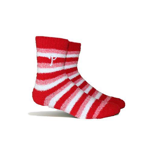 Philadelphia Phillies Fuzzy Socks