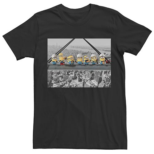 Men's Despicable Me First Lunch Break Tee
