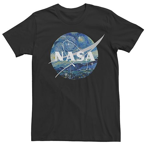 Men's NASA Starry Night Tee