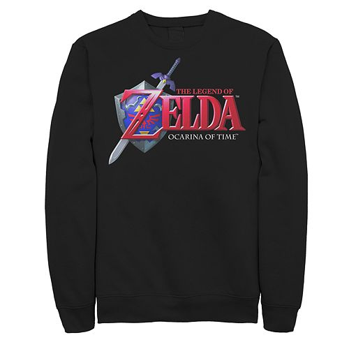 Men's Legend of Zelda Logo Sweatshirt