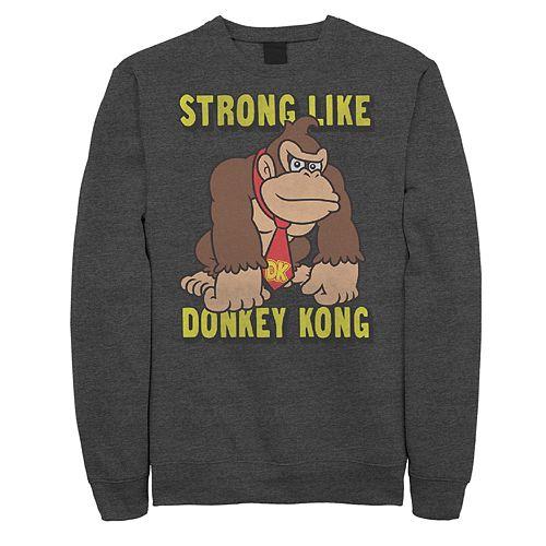 Men's Donkey Kong Sweatshirt