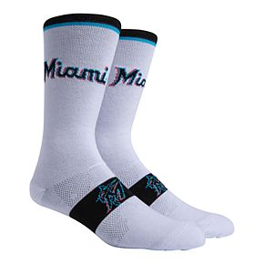 Miami Marlins Uniform Socks