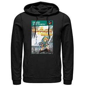 Men's Nintendo Legend of Zelda Pullover Hoodie