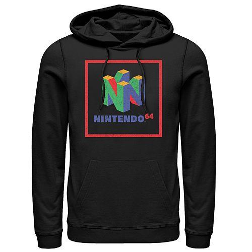 Men's Nintendo Logo Pullover Hoodie