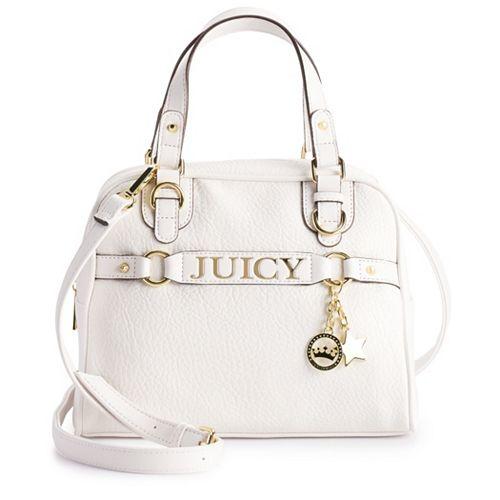Juicy Couture Sweet Surrender Dome Satchel