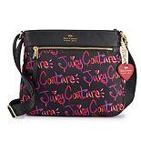 Juicy Couture City Excursion Logo Crossbody Bag