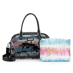 Juicy Couture Tropical Make-Up & Overnight Bag
