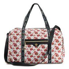 Juicy Couture Varsity Blooms Weekender Bag