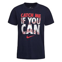 Boys 4-7 Nike 'Catch Me If You Can' Baseball Graphic Tee