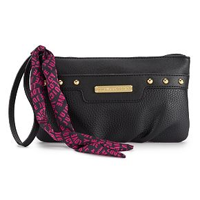 Juicy Couture All Tied Up Scarf & Wristlet