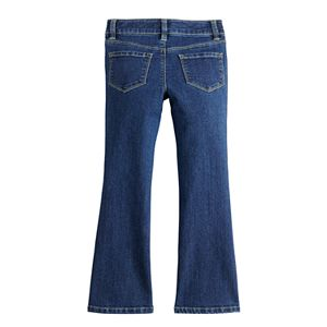 Girls 4-12 Sonoma Goods For Life® Slim Bootcut Jeans