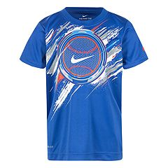 Boys 4-7 Nike Baseball Dri-FIT Graphic Tee