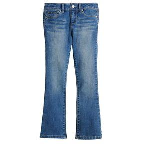 Girls 4-12 SONOMA Goods for Life? Slim Bootcut Jeans