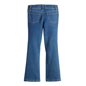 Girls 4-12 Sonoma Goods For Life® Slim Bootcut Jeans
