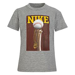 Boys 4-7 Nike Baseball Bat Graphic Tee