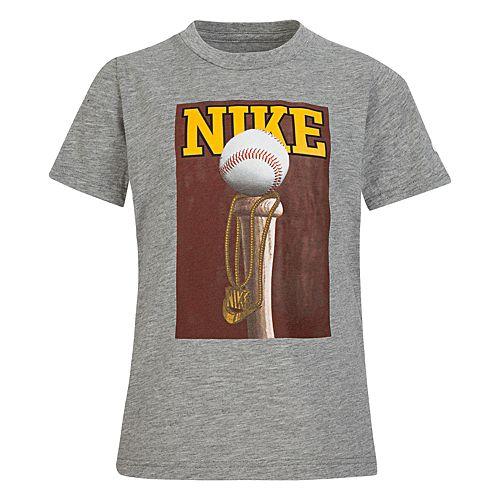 Boys 4-7 Nike Baseball Bat Graphic Tee